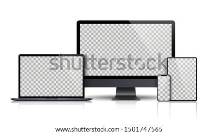 реалистичный черно белые цвета складе печати Сток-фото © Designer_things