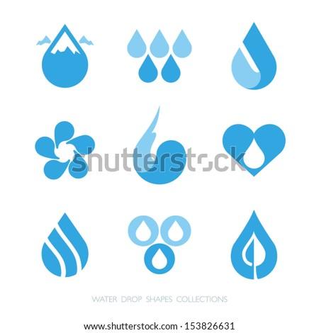 Damla su yağ sıçrama ikon vektör Stok fotoğraf © kyryloff