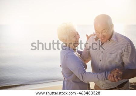 couple · de · personnes · âgées · permanent · hôpital · ensemble · médicaux · couple - photo stock © wavebreak_media