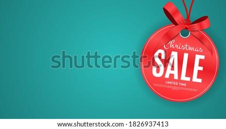 лучший · Новый · год · предлагать · Рождества · продажи · реклама - Сток-фото © robuart