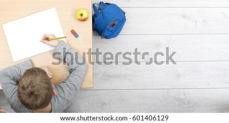 表示 学校 子供 勉強 教室 教師 ストックフォト © wavebreak_media