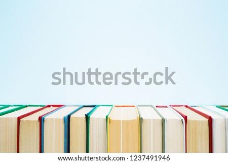 мнение учитель чтение история библиотека Сток-фото © wavebreak_media