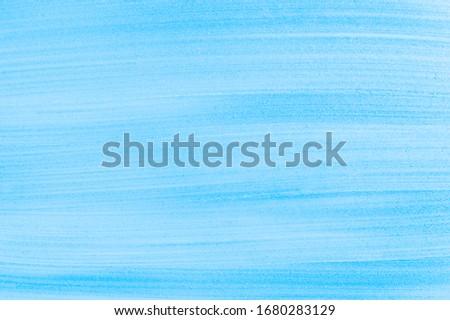 Kosmetyki streszczenie tekstury niebieski akryl pędzlem Zdjęcia stock © Anneleven