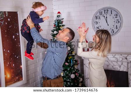 Házi légkör nevelés derűs anya kicsi Stock fotó © vkstudio