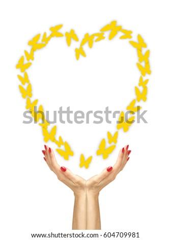 kettő · gyönyörű · fiatalok · léggömbök · néz · szeretet - stock fotó © tetkoren