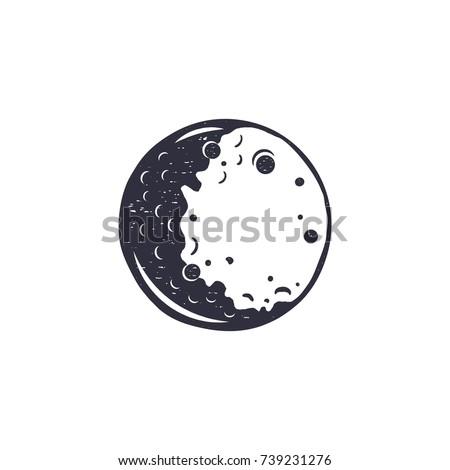 天文学 · デザイン · レトロな · 科学 · 占星術 · 楽器 - ストックフォト © jeksongraphics