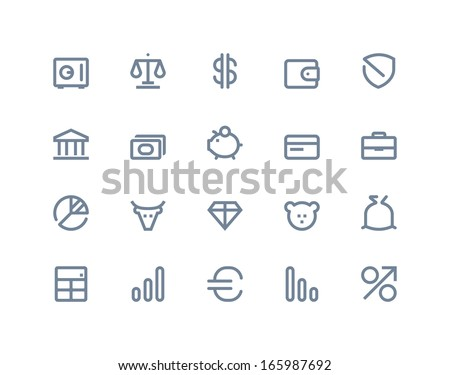Diamond with stock graph line logo symbol for business or finance design concept. icon template vect stock photo © taufik_al_amin