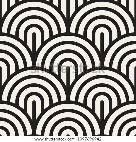 Vettore geometrica forme griglia abstract Foto d'archivio © Samolevsky