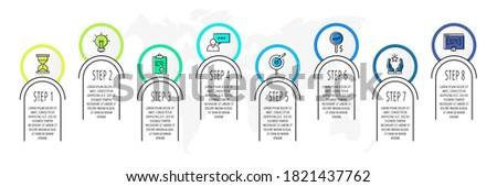 világ · korrupció · infografika · dizájn · elem · üzlet · pénz - stock fotó © olehsvetiukha