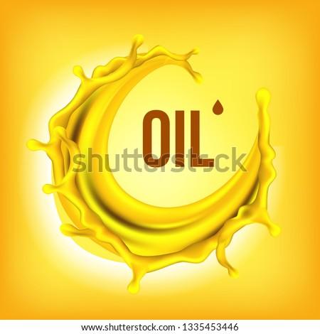 arany · csepp · olaj · terv · háttér · gyógyszer - stock fotó © pikepicture
