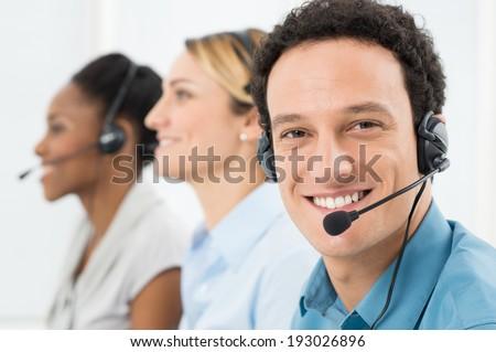 счастливым · деловой · женщины · служба · рабочих - Сток-фото © deandrobot