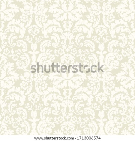 vector damask seamless pattern background elegant luxury texture for wallpapers backgrounds and pa stock photo © sanyal