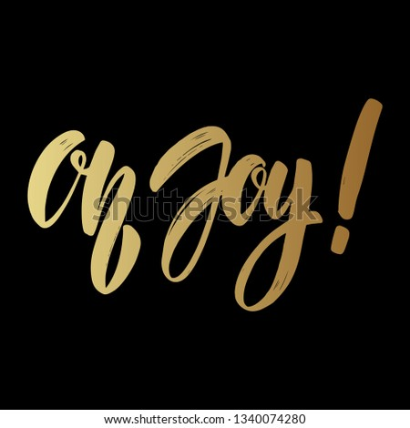 öröm · kifejezés · sötét · dizájn · elem · poszter · kártya - stock fotó © masay256