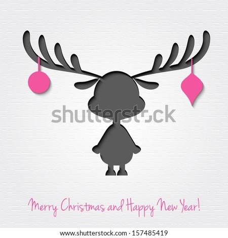 Bağbozumu Noel mesaj Mesih Stok fotoğraf © balasoiu
