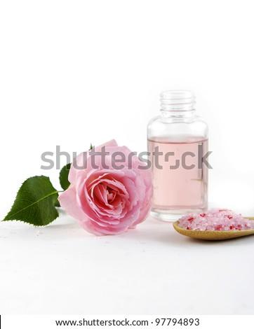 Arckrém bőr hidratáló vörös rózsák virágok luxus Stock fotó © Anneleven