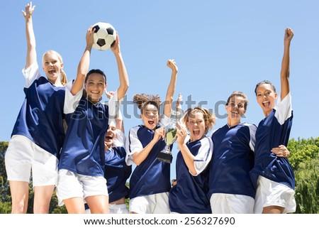 Bella giovani femminile abbigliamento sportivo formazione Foto d'archivio © pressmaster