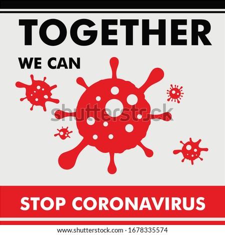 Coronavirus illustratie virus wereld medische teken Stockfoto © olehsvetiukha