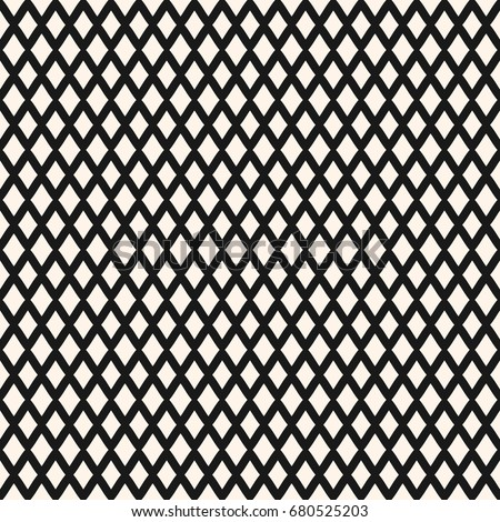 Repeatable geometric grid texture. Vector seamless mesh pattern. Monochrome zigzag lines abstract ba Stock photo © samolevsky
