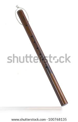 Thai legno flauto stile unico suono Foto d'archivio © JohnKasawa