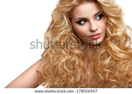 красивая · женщина · короткие · волосы · высокий · качество · изображение · моде - Сток-фото © Victoria_Andreas