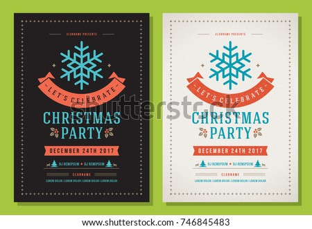 Design Elements for holiday, party, congratulations, frames, elements Stock photo © elenapro