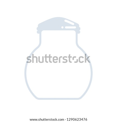 空っぽ jarファイル クッキー 孤立した オートミール クッキー ストックフォト © popaukropa