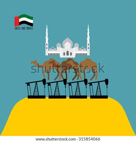 Szaúd-Arábia olaj térkép sziluett sivatag térképek Stock fotó © popaukropa
