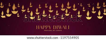 Fericit diwali festival steag diferit Imagine de stoc © SArts