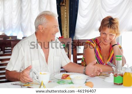 Stock foto: Heiter · Mitte · Alter · verheiratet · positive · Paar