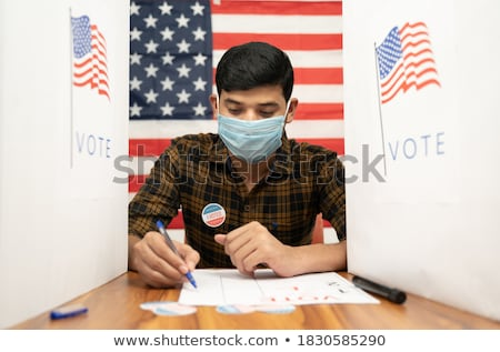 Election USA 2020 #2 Stock photo © Oakozhan