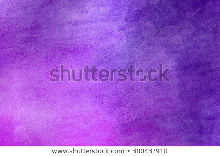 abstract purple watercolor stain texture background design Stock photo © SArts