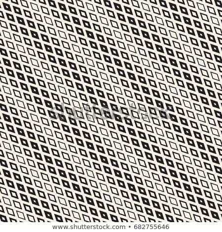 Dikdörtgen biçim yarım ton modern geometrik Stok fotoğraf © samolevsky