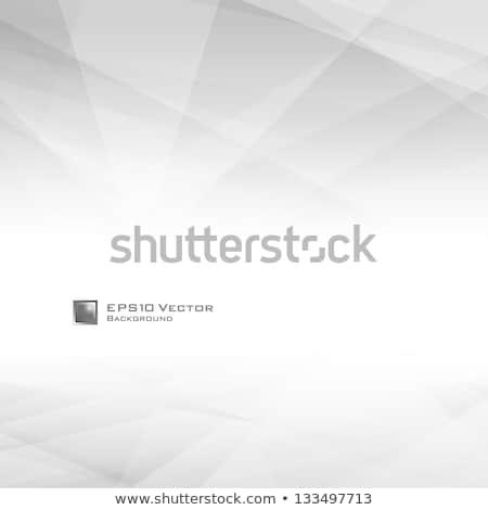 Soyut teknoloji hatları fraktal stil Stok fotoğraf © SArts