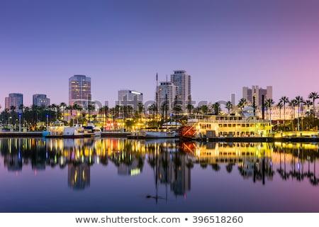 Long Beach Stock photo © zambezi