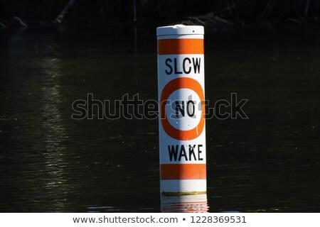 замедлять нет буй морем Сток-фото © mybaitshop