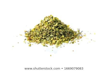 Dried oregano seasoning.  Stock photo © deyangeorgiev