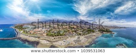 panorama of Las Americas, Tenerife, Spain Stock photo © neirfy