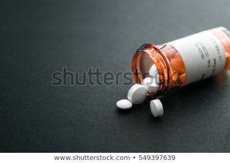 pill bottle stock photo © devon