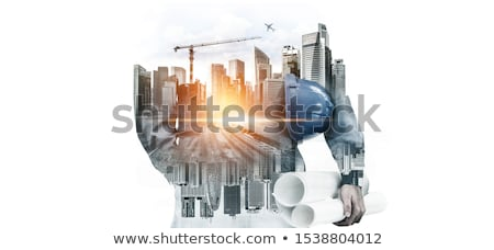 Building and civil engineering. Stock photo © photography33