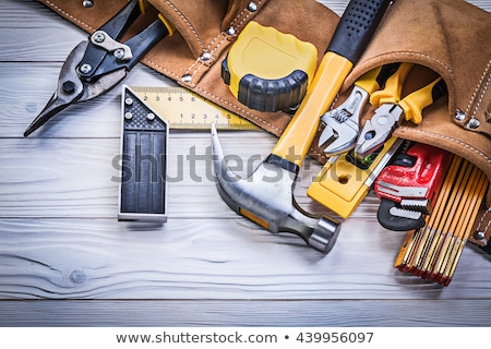 construction tools stock photo © donatas1205