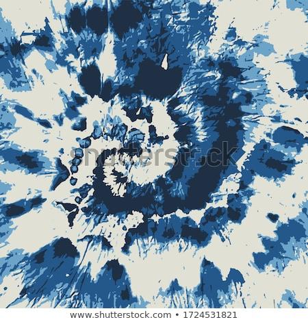 Cobalt spiral Stock photo © nicemonkey