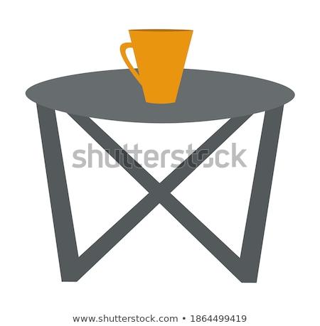 shugar pot isolated on the white background stock photo © shutswis