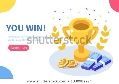 you can win concept Stock photo © Ansonstock