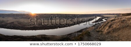 Canyon Vista on a Spring Morning Stock photo © wildnerdpix