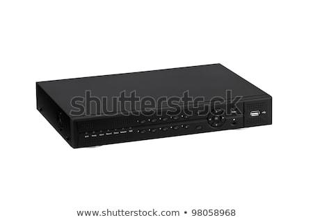 Player and recordable compact portable Harddrive Stock photo © RuslanOmega