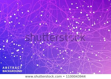 3d nerve cells in digital design stock photo © 4designersart