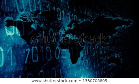 Cyber Espionage Stock photo © 3mc