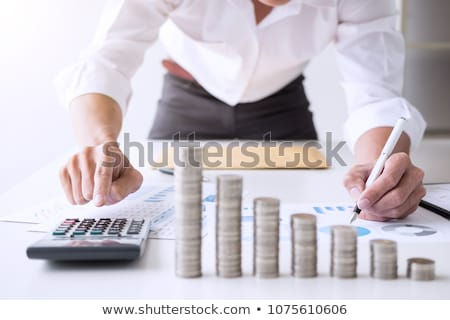 Businessman wise Stock photo © ratch0013