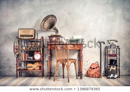 antique shop stock photo © leetorrens