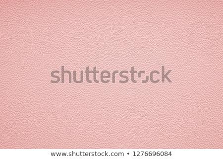 rosa · pelle · texture · primo · piano · dettagliato · moda - foto d'archivio © homydesign